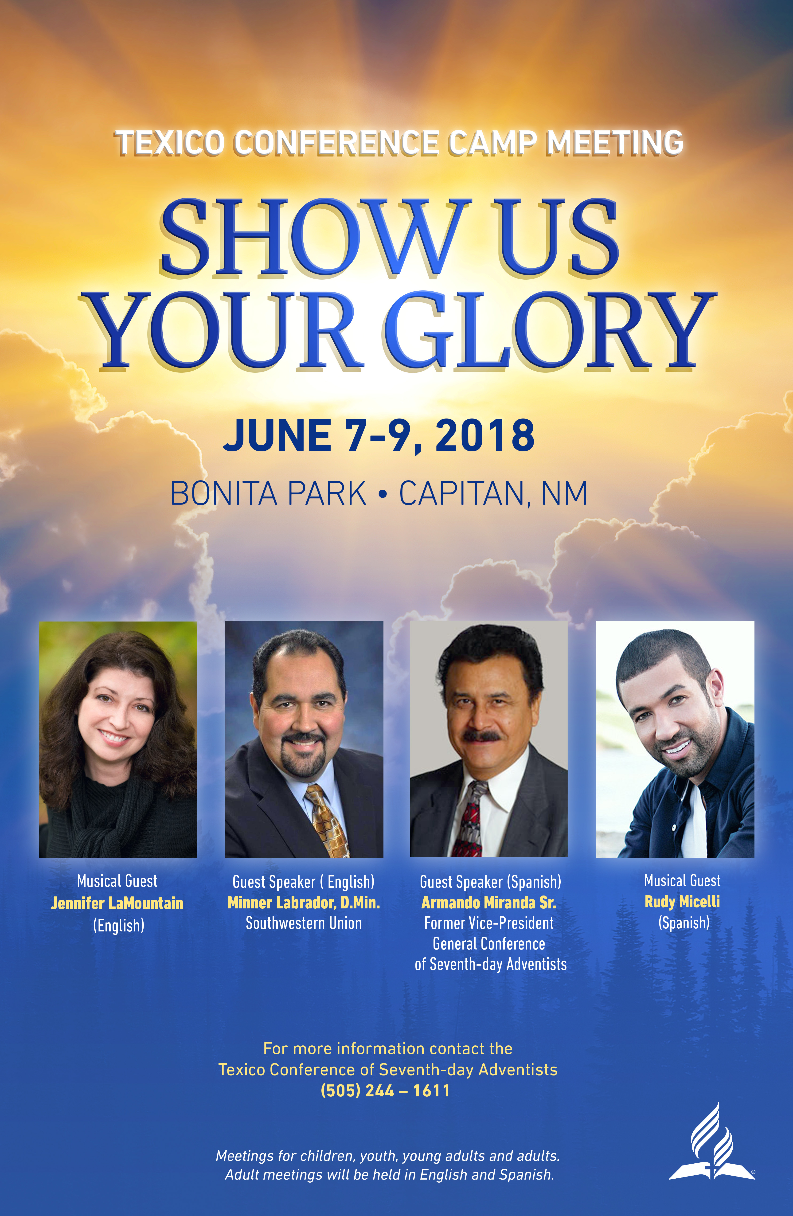 Texico Conference - Camp Meeting 2018